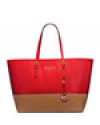 Deals List: MMK Jet Set Top-Zip Saffiano Tote Bag, Sun