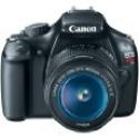 Deals List: Canon EOS Rebel T3i EF-S 18.0 Megapixel 18-55mm IS II Lens Kit Refurb