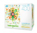 Deals List: Babyganics Face, Hand & Baby Wipes, Fragrance Free, 400 Count (Contains Four 100-Count Packs)