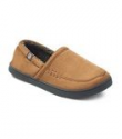 Deals List: Isotoner® Men's Holiday Microsuede A Line Slip On Slipper
