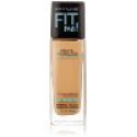 Deals List: Maybelline New York Fit Me Matte Plus Poreless Foundation Makeup, Sun Beige, 1 Fluid Ounce