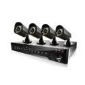 Deals List: LaView LV-KDV0404B5B-500GB D1 RealTime 4 Channel DVR w/ 4 x 520TVL Camera & 500GB HDD-Remote Access via Internet & SmartPhone