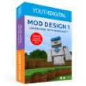 Deals List: Mod Design 1 - Kids Ages 8-14 Learn to Code in Java with Minecraft ® (PC & Mac)