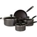 Deals List: Harwin 7 Piece Carbon Steel Cookware Set - Grey