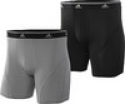 Deals List: 2-Pack Adidas Mens Sport Performance Boxer Briefs