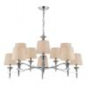 Deals List: World WI61027 Imports 3-Light Brushed Nickel Chandelier