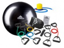 Deals List: Black Mountain Resistance Bands & Stability Ball Bundle