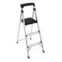 Deals List: Easy Reach by Gorilla Ladders AS-3G 3-Step Aluminum Step Stool Ladder