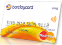 Deals List: Barclaycard® Ring MasterCard®