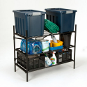Deals List: Cosco Stackable 3-Shelf Folding Instant Storage Unit