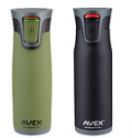 Deals List: Avex Highland Autoseal Stainless Travel Mugs