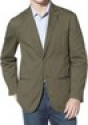 Deals List: Merona Men's Tailored Fit Cotton Blazer (black, gray, olive or tan)