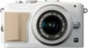 Deals List: Olympus E-PL5 Mirrorless 16MP Digital Camera with FL-LM1 Flash and 14-42mm Lens (White)