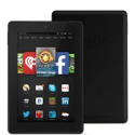 """Deals List: Fire HD 7 Tablet, 7"""" HD Display, Wi-Fi, Front and Rear Cameras, 8 GB or 16 GB"""