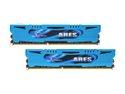 Deals List: G.SKILL Ares Series 8GB (2 x 4GB) 240-Pin DDR3 SDRAM DDR3 1600 (PC3 12800) Desktop Memory Model F3-1600C9D-8GAB