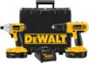 Deals List: DeWalt DCK235C 18V Cordless Compact Drill & Impact Driver Kit