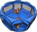"Deals List: OxGord 45"" Pet Dog Cat Playpen Tent (black, pink, red, or blue)"