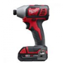 Deals List: Milwaukee M18 Impact Driver with 1 Battery, Charger and Case