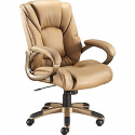 Deals List: Staples® Haywood™ Bonded Leather Managers Chair, Black