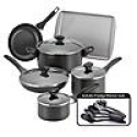 Deals List: Farberware Dishwasher Safe Nonstick 15-Piece Cookware Set