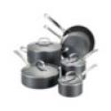 Deals List: Circulon Genesis 10-pc. Hard-Anodized Nonstick Cookware Set