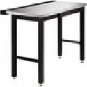 """Deals List: NewAge Products 48"""" x 24"""" x 36"""" Metal Workbench with Stainless Steel Top (31050)"""