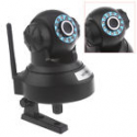 Deals List: WiFi P2P IR Pan Tilt Audio Night Vision Security IP Baby Monitoring Camera (V100)
