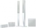 Deals List: Yamaha NS-PA40 5.1 Channel Speaker System Compatible with HD Audio Sources (White)