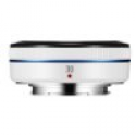 Deals List: Samsung 30mm f/2.0 NX Pancake Lens for NX Series Digital Cameras, White