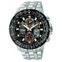 Deals List: Citizen Men's JY8035-04E Navihawk Stainless Steel Watch