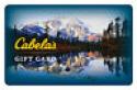 Deals List: $50 Cabela's Gift Card