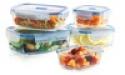 Deals List: Luminarc PureBox 10-Piece Glass Food-Storage Set