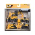 Deals List: Toy State Caterpillar Construction Mini Machine 5-Pack