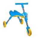 Deals List: TriBike Toddlers' Foldable Indoor-Outdoor Glide Tricycle Ride On - No Assembly Required - Easy To Store