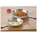 Deals List: Simply Calphalon Stainless Steel Pan Set 2-pc