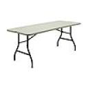 Deals List: Northwest Territory Fold-In-Half Table 6ft