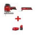 Deals List: Milwaukee M12 12-V Jig Saw + M12 Multi-Tool + M12 Starter Kit