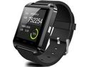 """Deals List: TeKit NTRAC1001R Bluetooth Smart Wrist Watch with 1.48"""" Touchscreen - Black"""