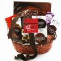 Deals List: Chocolate Sampler Gift Basket by ig4U