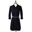 Deals List: Tommy Hilfiger Womens Solid Classic Shirtdress