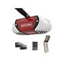 Deals List: Craftsman ¾ HP Chain Drive Garage Door Opener with two Multi-Function Remotes, Keypad, and Motion Detecting Wall Control