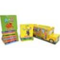 Deals List: Sesame Street Bus ABC & 123 16 Book Set PN690