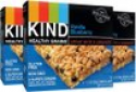 Deals List: KIND Healthy Grains Granola Bars, Vanilla Blueberry, 1.2 Ounce, 5 Count (Pack of 3)