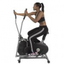 Deals List: Elliptical Bike 2 IN 1 Cross Trainer Exercise Fitness Machine Home Gym Workout