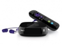 Deals List: Roku 3 4200XB Streaming Media Player, 1080p HD Video, Motion-Control Remote with Headphone Jack, Ethernet, USB, Wi-Fi, Factory Reconditioned