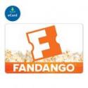 Deals List: Fandango $50 eGift Card (Email Delivery)