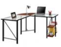 Deals List: Altra Furniture Aden Corner Glass Computer Desk