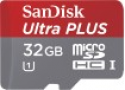 Deals List: SanDisk - Ultra Plus 32GB SDHC Class 10 UHS-1 Memory Card