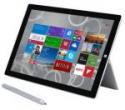 "Deals List: Microsoft Surface Pro 3 12"" Tablet (Core i5 4GB RAM 128GB Storage Win 8.1 Pro)"