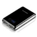 Deals List: RAVPower Element RP-PB07 10400mAh Portable Charger with iSmart Technology (External Battery Pack, Power Bank, 3A Output, Dual USB)-Black